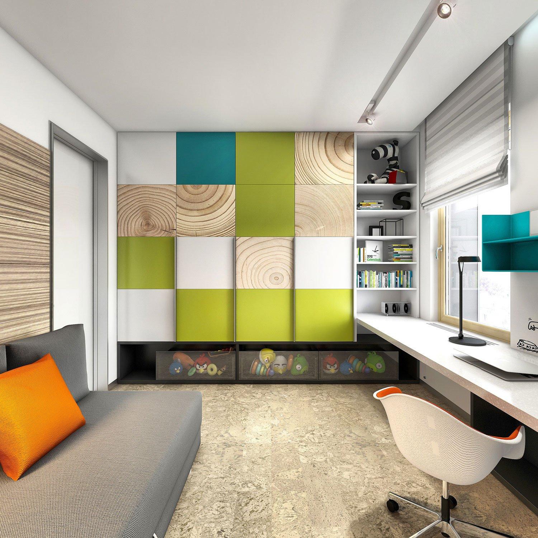 dise o de cuarto de estudio 002 construye hogar