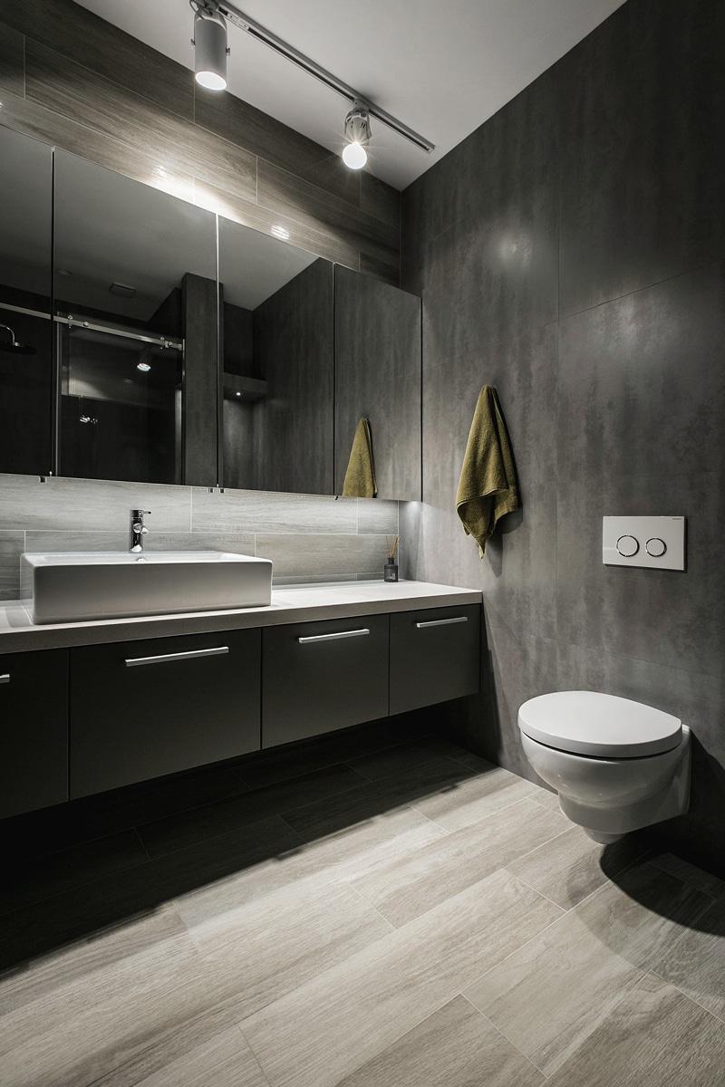 Diseno De Baño Sencillo:Plano de departamento pequeño de un dormitorio, descubre una buena