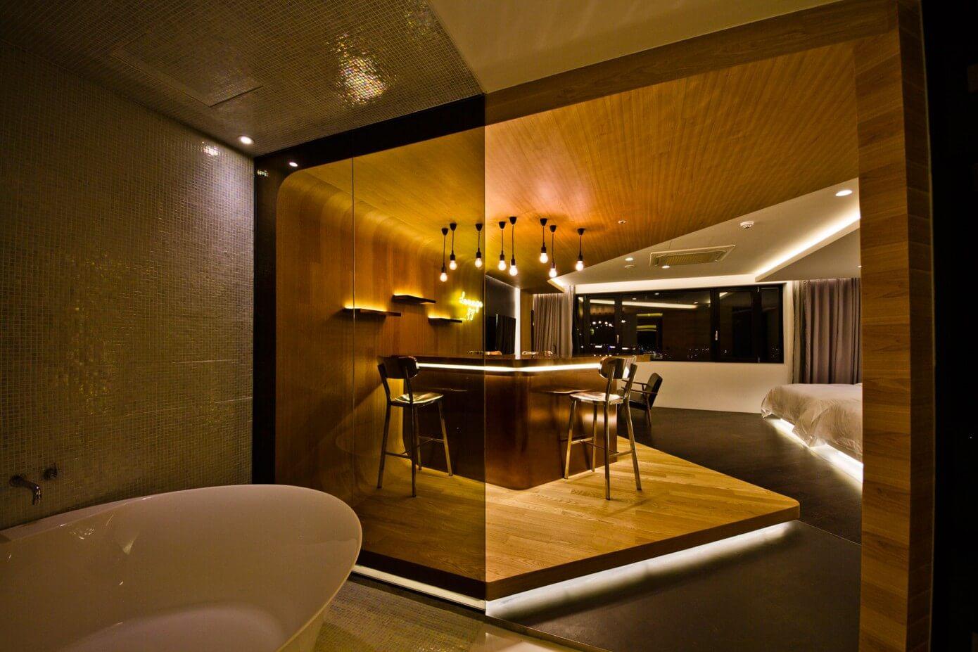 Diseño de departamento pequeño moderno | Construye Hogar