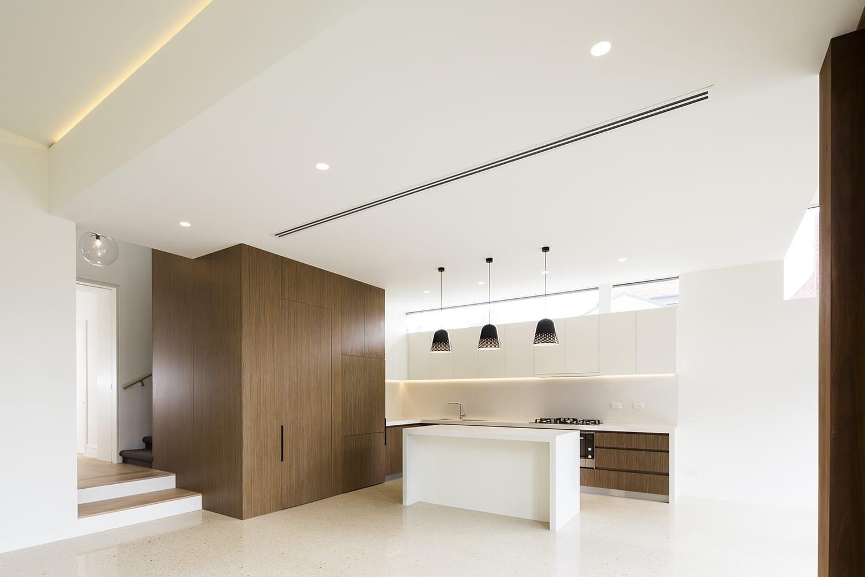 Planos de casa moderna de un piso construye hogar for Diseno de interiores de apartamentos modernos