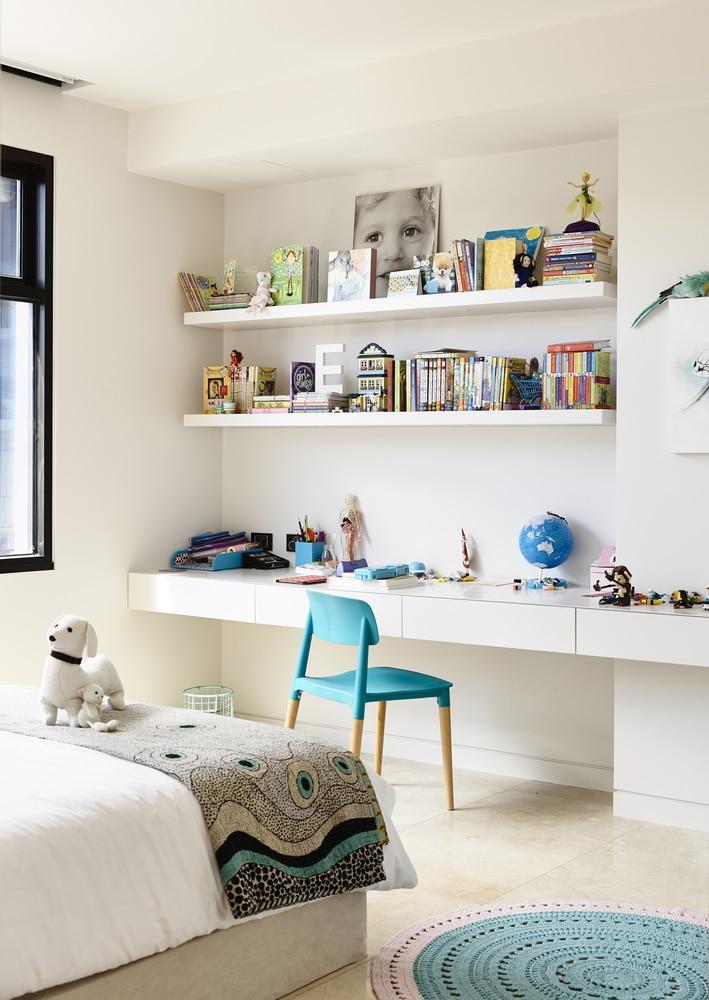 Dise o de dormitorio de ni os construye hogar for Construye hogar