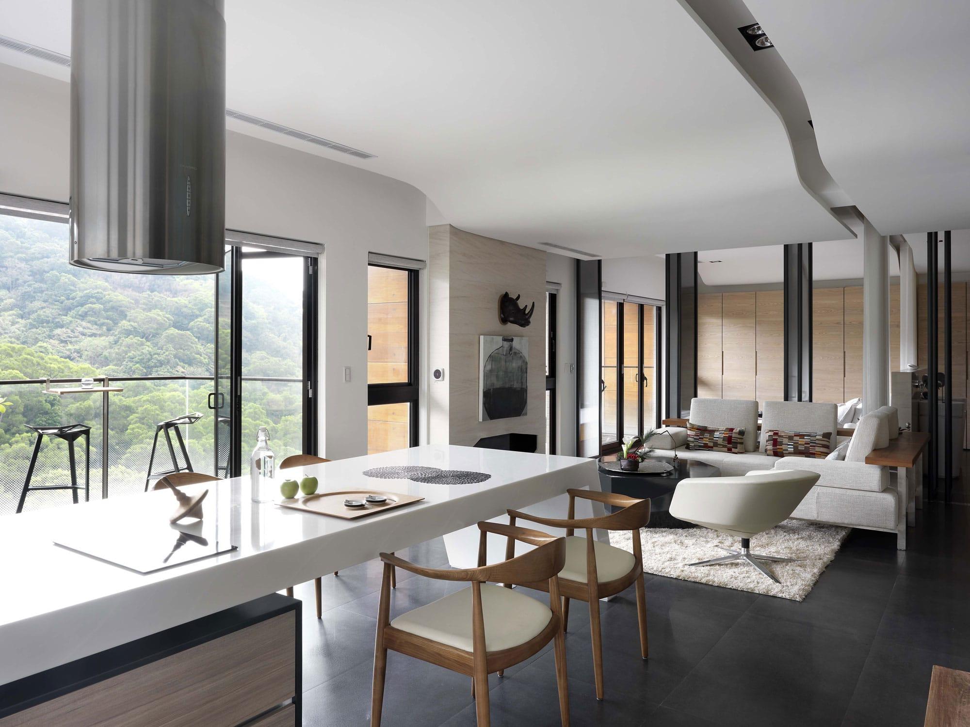 Planos de departamento de un dormitorio construye hogar for Diseno sala comedor espacios pequenos