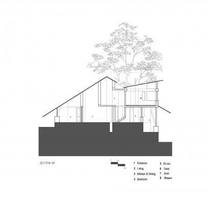 Plano de corte HH casa campo
