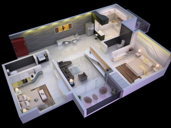 casa decoracin moderna
