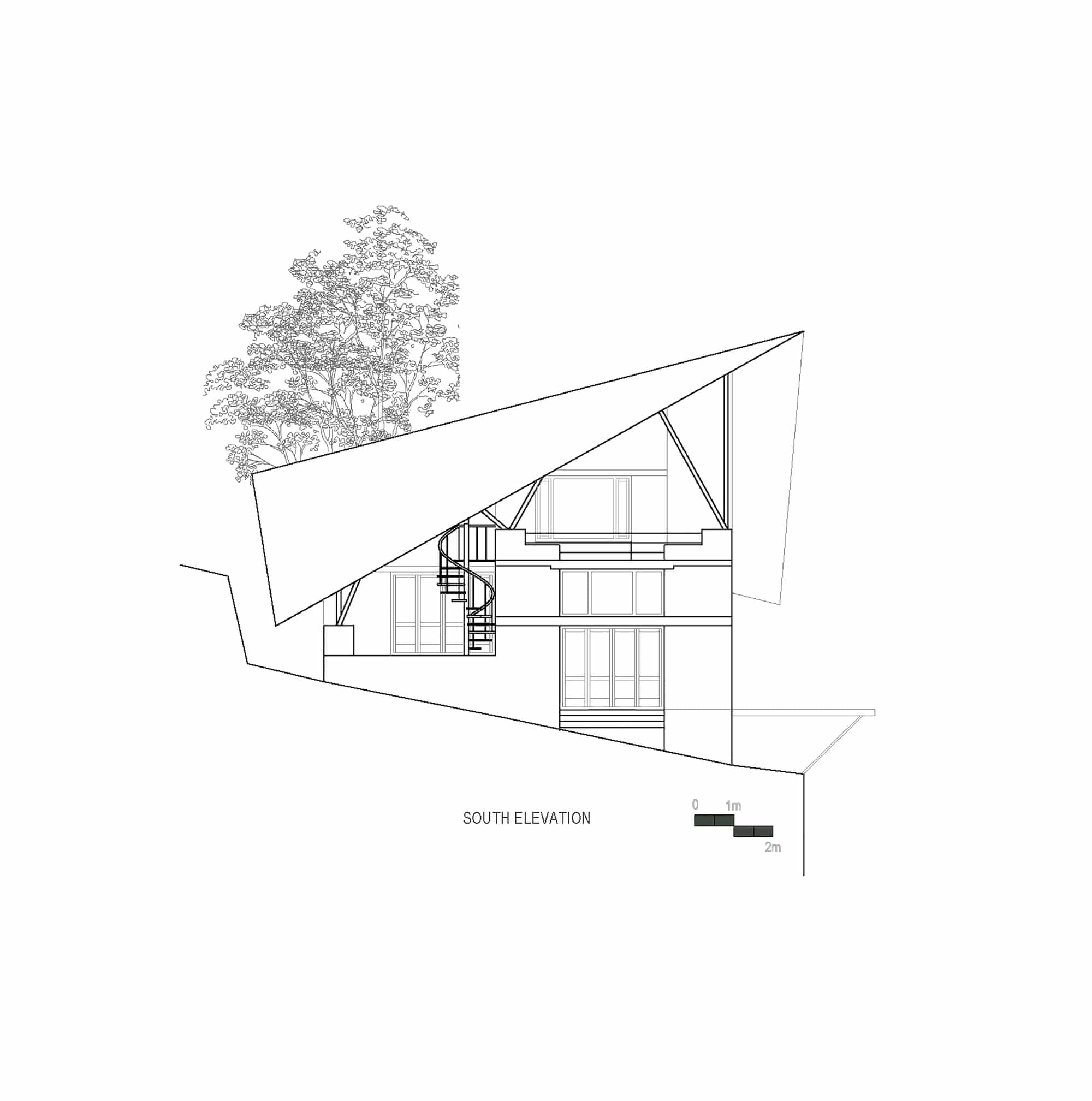 Dise O Casa Campo Moderna Estructura Construye Hogar