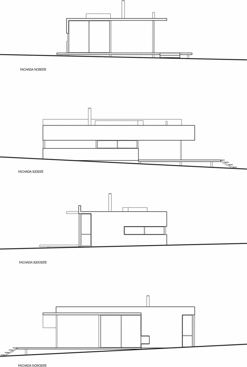 Planos de elevaci n de casa de campo construye hogar - Planos de casas pequenas de campo ...
