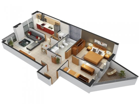 ideas de casas pequeas y modernas