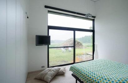 Diseño de dormitorio sencillo