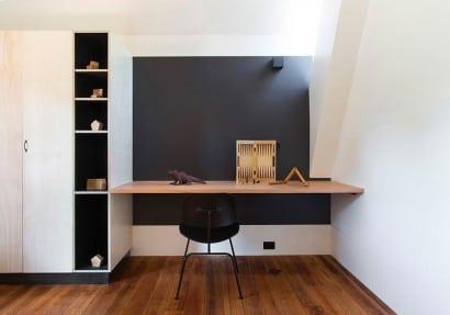 Diseño de espacio para estudio