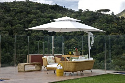 Terraza muebles de fibras glubvon.com