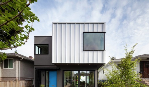 Measured - Stamps Residence