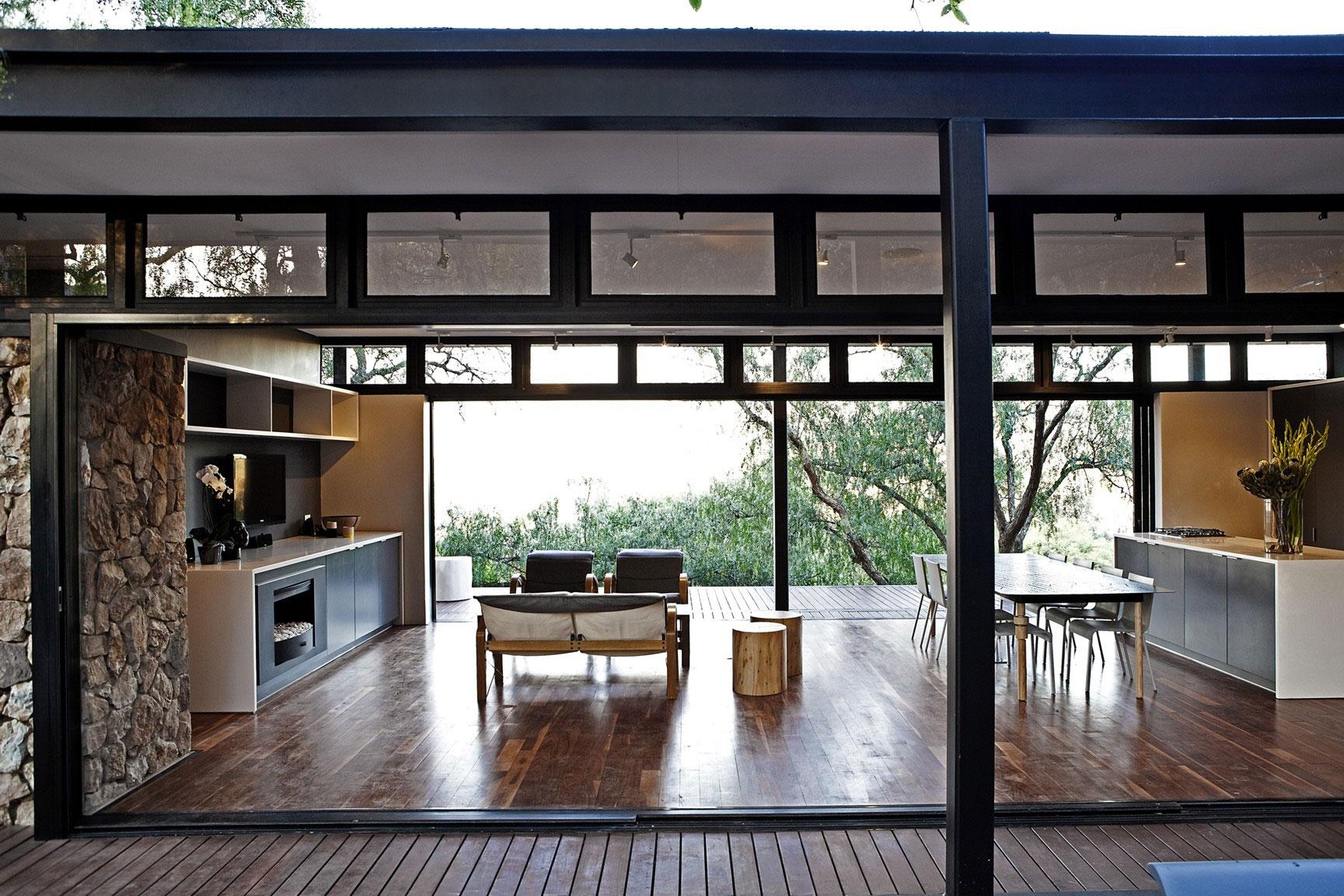 Ventanas a ambos lados de casa construye hogar - Construye hogar ...
