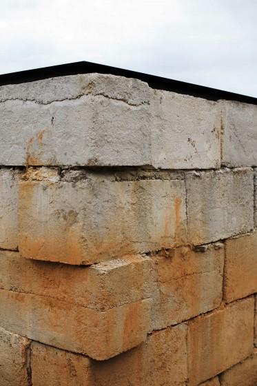 Detalles de construcción de muros de hormigón
