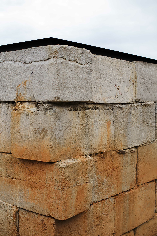 detalles de construccin de muros de hormign