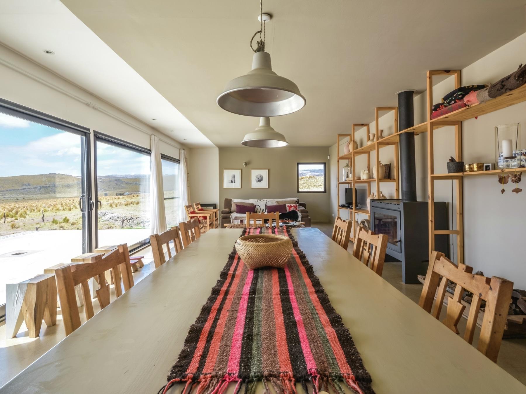 Dise o casa de campo tres dormitorios construye hogar - Diseno de casas de campo ...