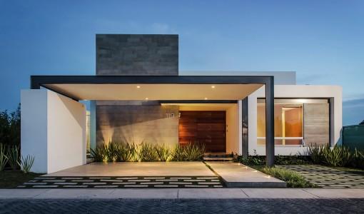 Casas de hormig n construye hogar for Casa moderna 11