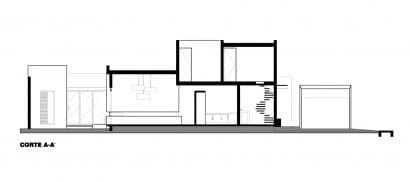 Plano-de-corte-AA-de-casa-un-piso