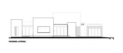 Plano-de-fachada-lateral-moderna-casa