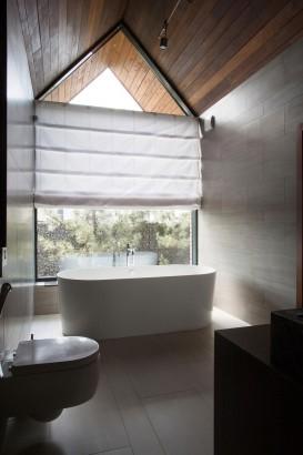 Diseño de cuarto de baño  casa campo