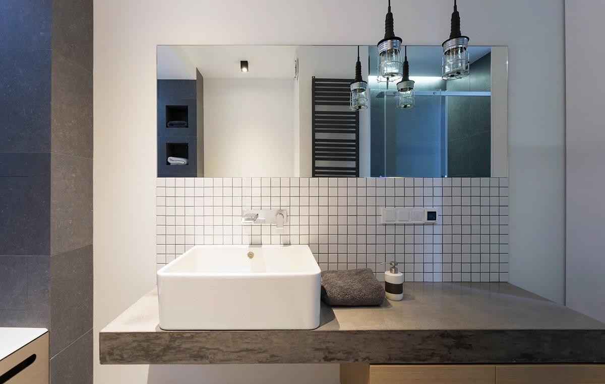 Departamentos peque os parejas con ni os construye hogar for Diseno de una habitacion con bano