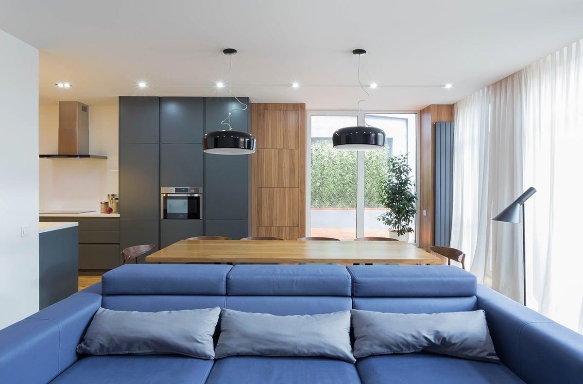 Decorar sala comedor en departamento pequeno id ias interessantes para o design for Decorar sala comedor en departamento pequeno