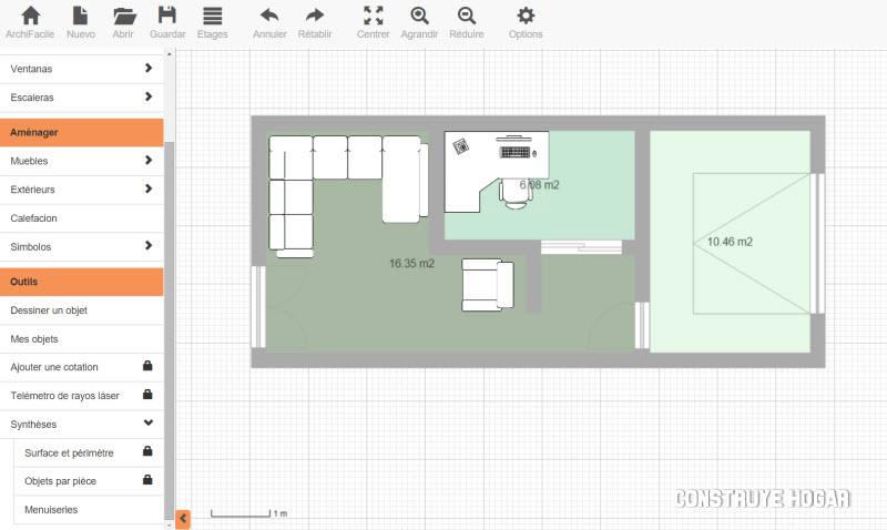 Archifacile programa para planos online construye hogar for Programa para hacer planos de muebles