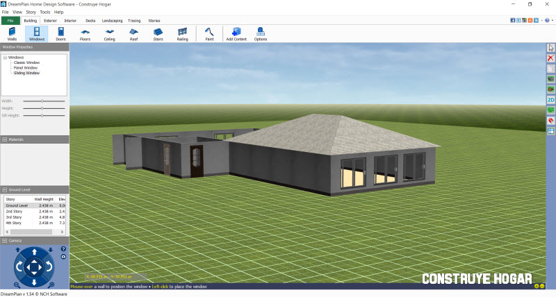 dreamplan aplicaci n para hacer planos construye hogar