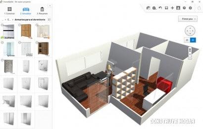 Homebyme hacer planos en l nea construye hogar for Hacer planos en linea