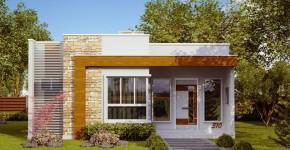 Exceptional Finest Ideas Para Construir Casas Pequeas Novedosas Con Planos Y Fachadas  With Ayuda Para Construir Mi Casa
