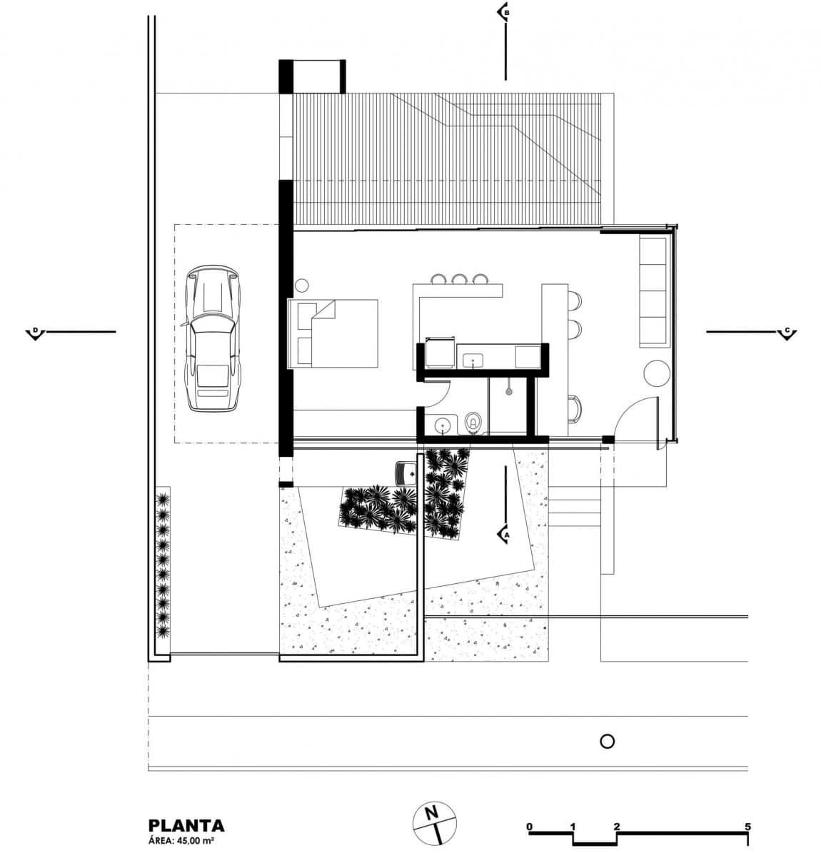 Dise os de casas econ micas y modernas construye hogar - Reformas en casas pequenas ...