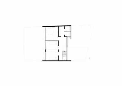 Plano de planta de dormitorios