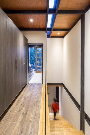 Diseño de pasadizos con sistema estructural
