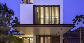 Amazing Beautiful Cool Diseos De Casas Construidas En Terrenos Angostos Y  Largos Ideas Para Distribuir Ambientes En Poco Espacio With Ayuda Para  Construir ...