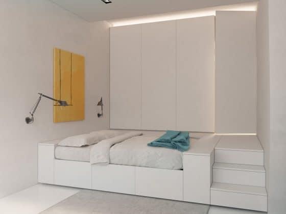 Dormitoiro modular apartamento