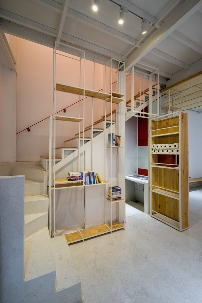 Baño Debajo Escalera:diseno-de-escaleras-con-bano-debajo
