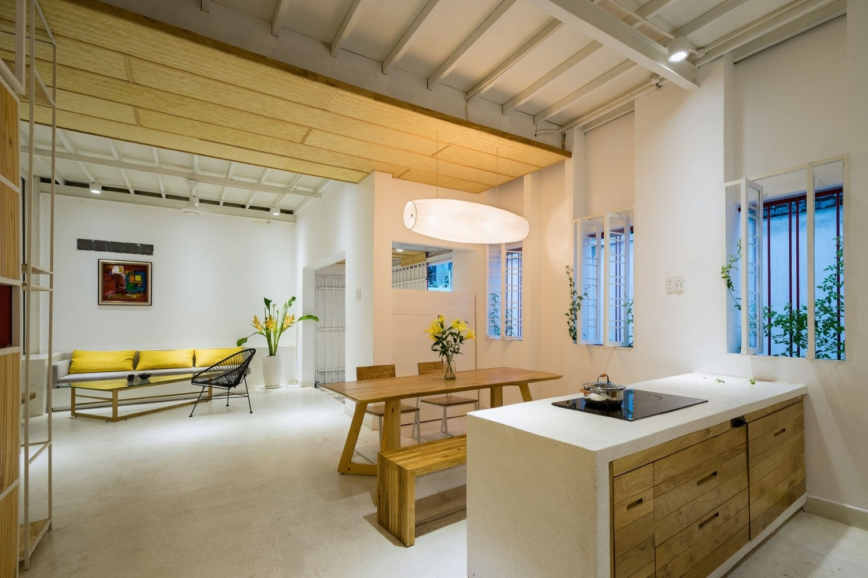 Diseno de sala comedor y cocina sencillos construye hogar for Diseno de sala comedor