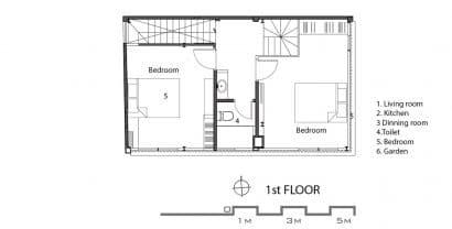 plano-casa-pequena-de-3-pisos