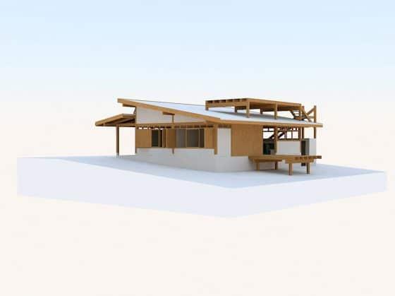 maqueta-casa-de-campo-madera