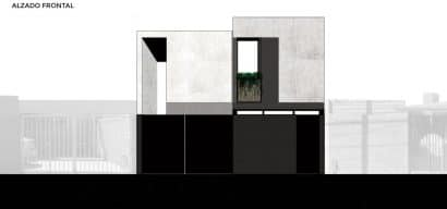 plano-de-elevacion-frontal-casa-dos-pisos