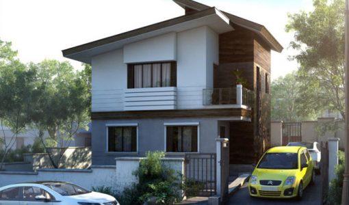 fachada-pequena-casa-dos-pisos