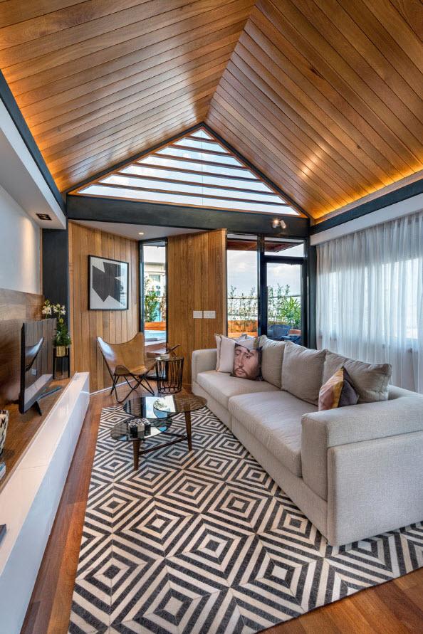 Construir terraza en la azotea o patio construye hogar for Cubiertas para techos de casas