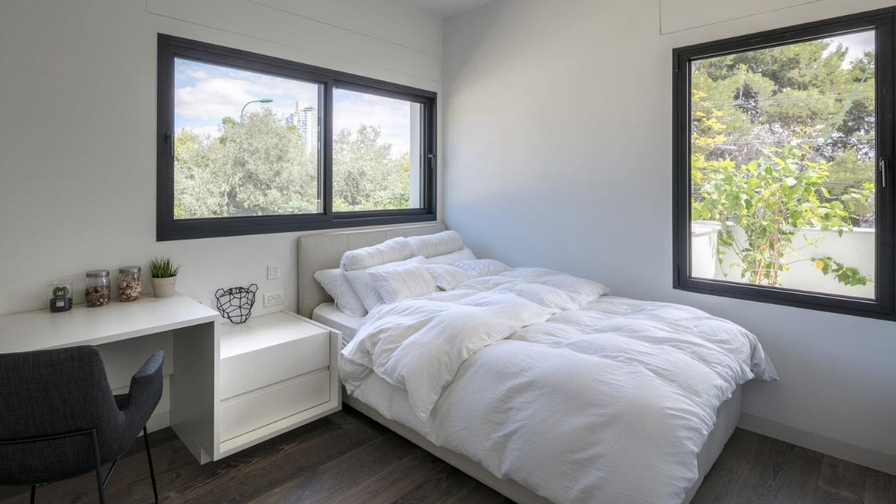 Dise o de dormitorio bien iluminado construye hogar for Construye hogar
