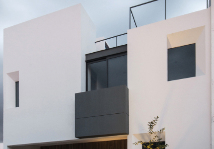 Fachadas de casas construye hogar part 2 for Pisos para casas estilo minimalista