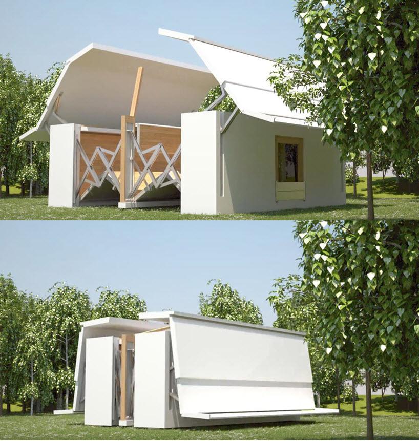 Casas prefabricadas en 10 minutos construye hogar - Casas prefabricadas de diseno ...