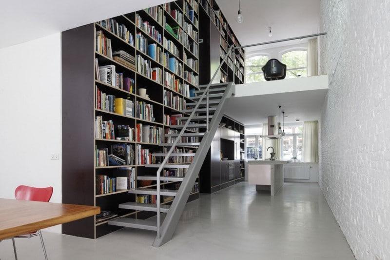 Loft, diseño y planos de una moderna casa | Construye Hogar