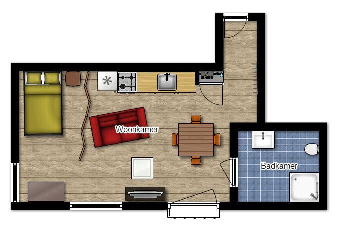 como hacer un plano para una casa Como hacer planos para casas fácilmente [Programas gratis ...
