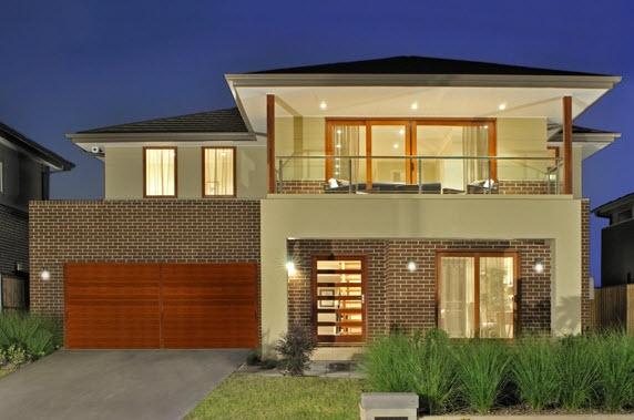 Fachadas de casas modernas estilo oriental construye hogar for Fachadas de casas estilo moderno