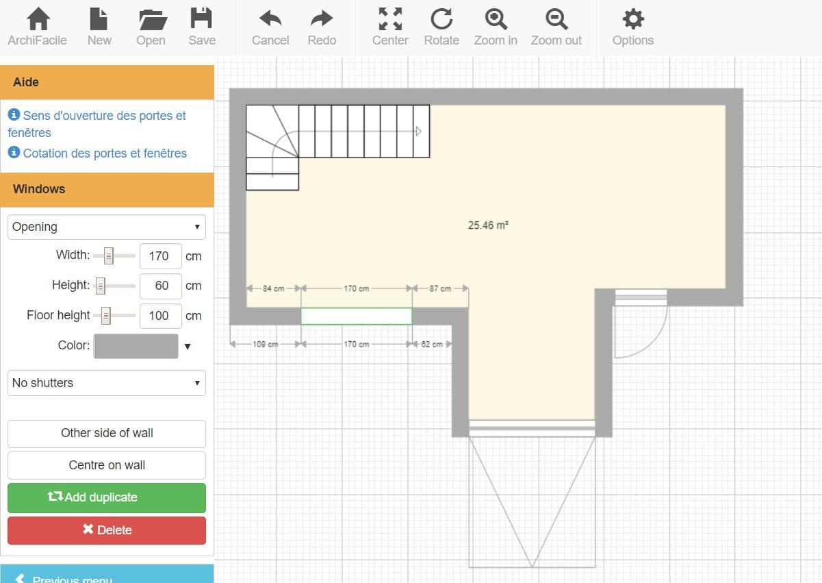 Aplicaciones online para dise ar peque as casas for Programas para disenar planos arquitectonicos