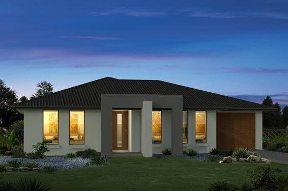 Fachadas de casas de un piso o nivel construye hogar for Fachadas de casas modernas 1 piso