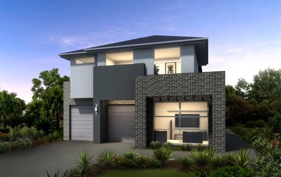 Fachadas de casas modernas con ideas para revestimientos for Fachadas exteriores de casas modernas